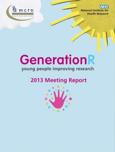 Gen R Report front cover