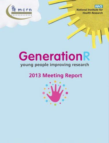 Gen R Report front cover