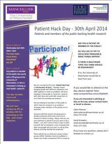 Patientshackday