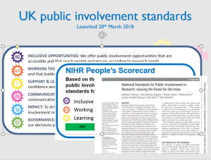 Standards PPI slides for impact