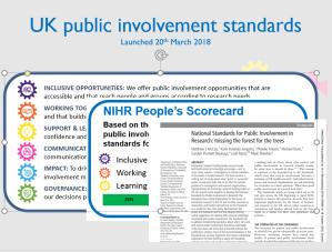 Standards PPI slides for impact